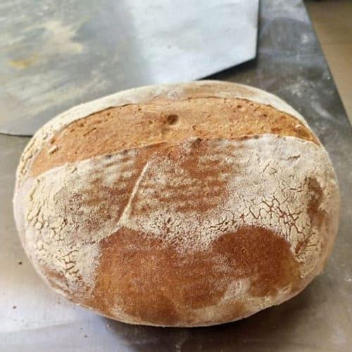 хлеб на закваске Француженка